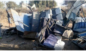 Dead, Road, Accidents, Rajasthan, Bus, Truck