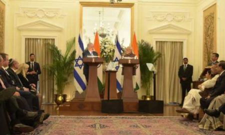 Agreement, Signed, India, Israel, PM, Narendra Modi, Benjamin Netanyahu