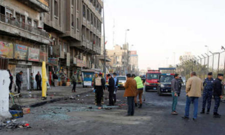 Killed, Injured, Suicide, Attack, Baghdad, Iraq