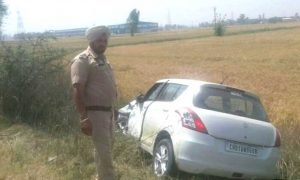 Four, Died, Road, Accident