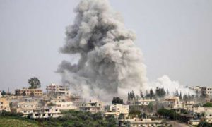 Air, Attack, Syria, 38 Deaths