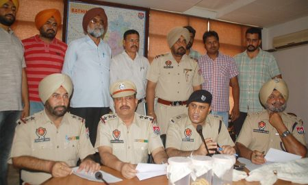 7 year, Old Case, Robbery, Bathinda, Police