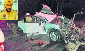 Sadar, Police, Chief, Death, Tragic, Road, Accident, Serious, Injuries
