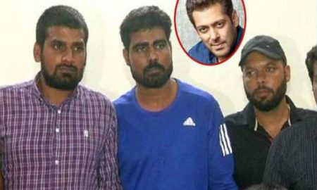 Plot, murder of Salman Khan, Gangster Sampat Nehra