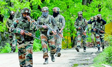 Security, Forces, Pounded,Terrorists