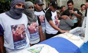 Violent, Clashes, Nicaragua, Eight, Deaths