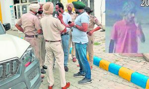 CM, City, Police, Reach, Second, Hands, Robbers