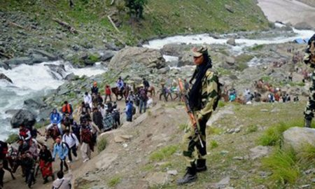 Police, Demand, Security, Forces, Amarnath Yatra
