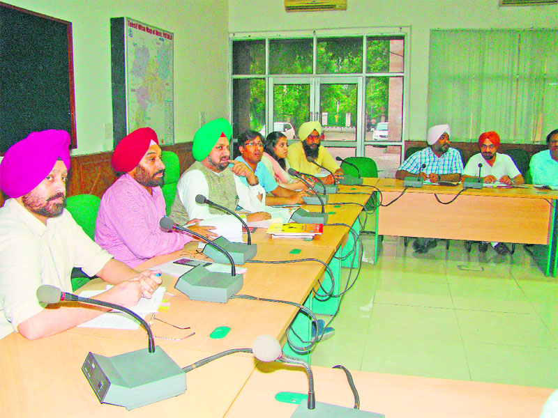 National, Minorities, Commission, Visits, Patiala
