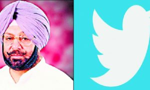 Amarinder, Twitter, Government, Propagated