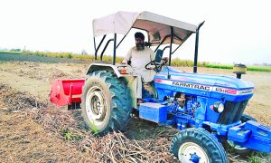 Harvinder Singh, Modern, Farming, Technology, Become, Peasant, Time