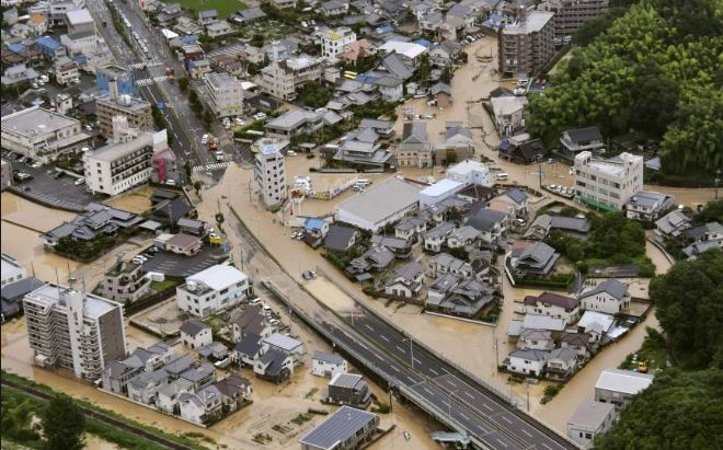 Japan, People, Dead, Heavy Rains