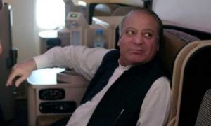 Nawaz Sharif, Admitted, Hospital