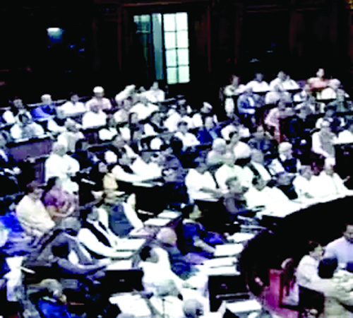 Parliament, Warming, Andhra, Issue
