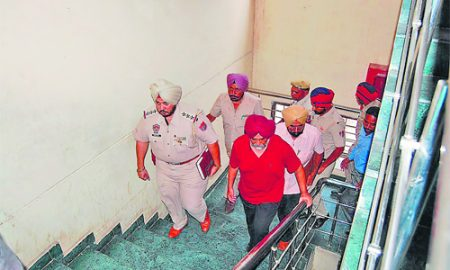 SSP, Grewal, One, Day, Police, Remand