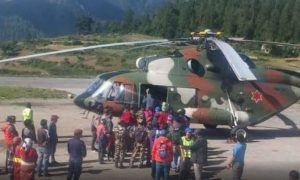 Excluded 250 Indian, Passengers, Stranded, Nepal