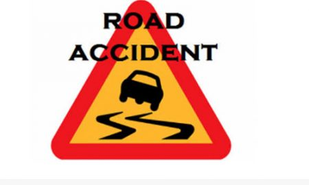 Four, Dead, Road, Accident