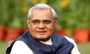 Chief Minister, Expresses, Grief Over, Atal Behari Vajpayee, Death