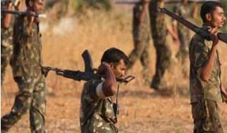 Chhattisgarh, Security, Forces, Competition, 14 Naxal, Piles