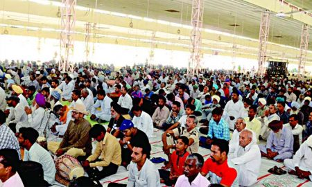 Separated, Dera Devotees, Tribute, Given