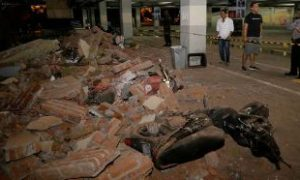 Least, 91 People, Killed, Indonesia, Earthquake