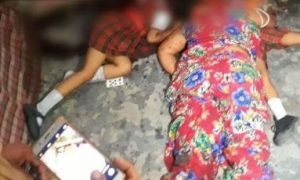 Children, One, Family, Including, Two, Children, Were, killed