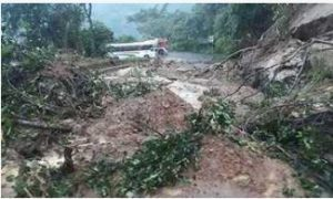 22 Deaths, Landslides, Kerala