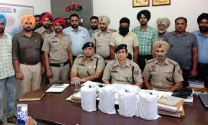 Khanna Police, Interferes, 20 Million, Heroin, Youth