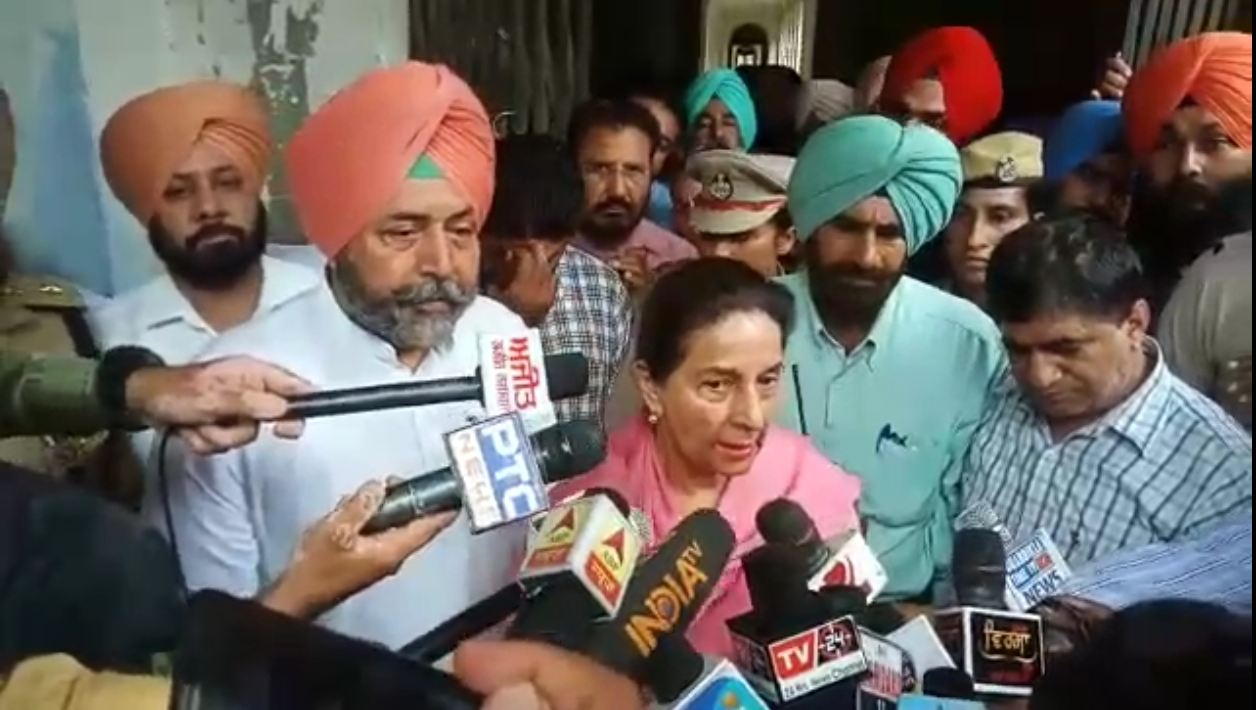 Accused, Sanour, Incident, Strictly, Enforced, Preneet Kaur