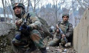 Terrorist Pile, Encounter, North Kashmir