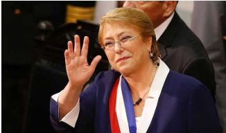 Bachelet, Manages, Work, Human, Rights, Chief