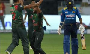 Bangladesh, Win, Start