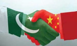 Pakistan, Based, Common, Principles, China Felations