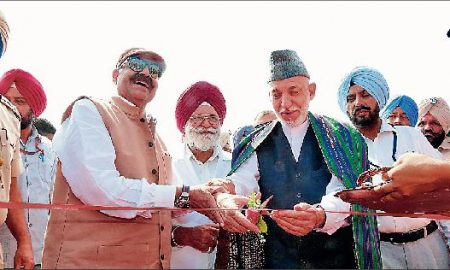 Guidance, Farming World, Farmers, Punjab, Karzai
