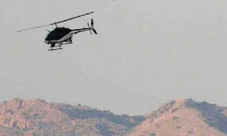 Pakistan, Helicopter, Entered, 700 Meters, Indian Border