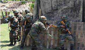 Security Forces, Competition, Three, TerroristsPile