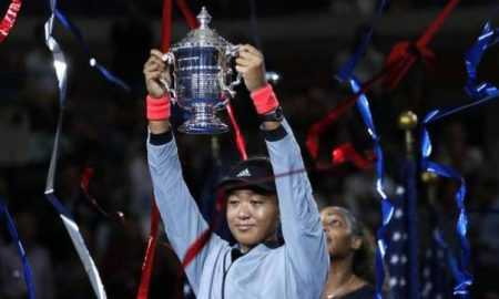 US Open, Osaka, Beat, Serena. In, The, Final