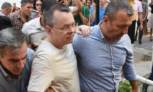 Turkey, Releases, US, Pastor, Brunson