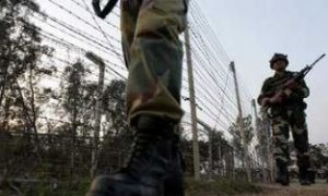 Attempts Enter, Baramulla, Failed, Three Terrorists Pile