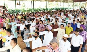 Dera, Devotees, Cleanliness