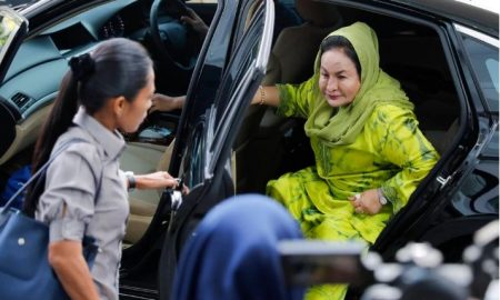 Malaysian, Ex prime Minister, Wife, Arrested