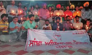 50 Activists, Party Live, Patiala, Ghettos, Moti Mahal