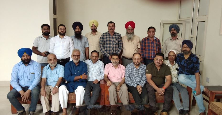 Meeting, Indian, Nationalist, Union, 9th, National Conference, Amritsar