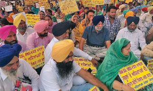 Unfortunate, Chief Minister, Refuses Accept Demand, Teachers, Salary, Surjit Rakhra