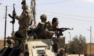 Egypt, Security, Forces, Killed, 52 Militants