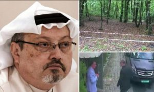 Istanbul, Forest, Searched, Khashoggi, Body