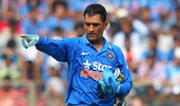 Dhoni name out the BCCI contract list
