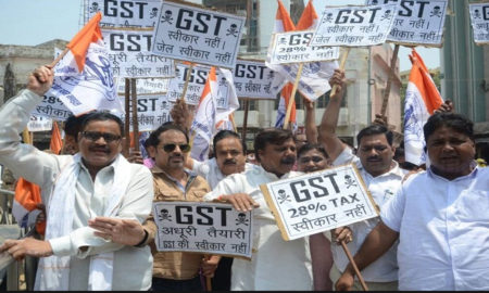GST, Resistance, Across, Country
