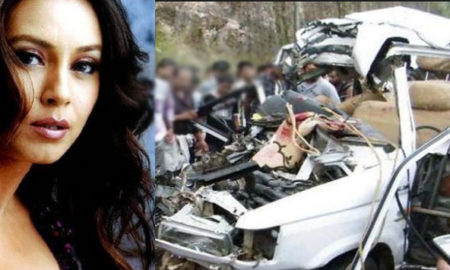 Mahima Chaudhary's, Road, Accident, Killed, Highway