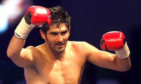 Chinese, Boxer, Maitally, Fight, Vijender, sports
